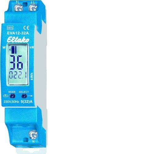 Eltako EVA12-32A - Contador digital de consumo energético