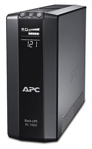 APC Back-UPS XS BX1000G 1000VA Tower UPS (Discontinued by Manufacturer) (Apc Power Unit compare prices)