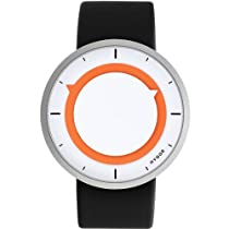 HYGGE Watch - 3012 Series - White/Orange