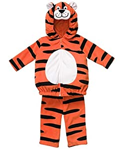 Carter's Halloween 2 Pc Costume - Tiger-6-9 Months