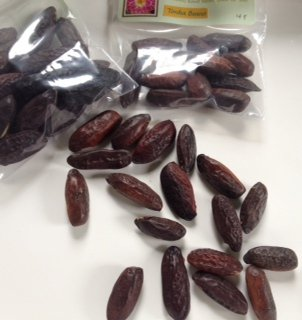 Tonka Beans ~ Whole ~ Wishes ~ Money ~ Love ~
