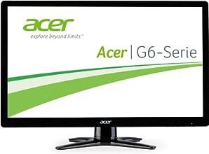 Acer G276HLAbid 68,6 cm (27 Zoll) Monitor (VGA, DVI, HDMI, 2ms Reaktionszeit) schwarz