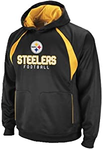Infant/Toddler Pittsburgh Steelers Pullover Active Hoodie