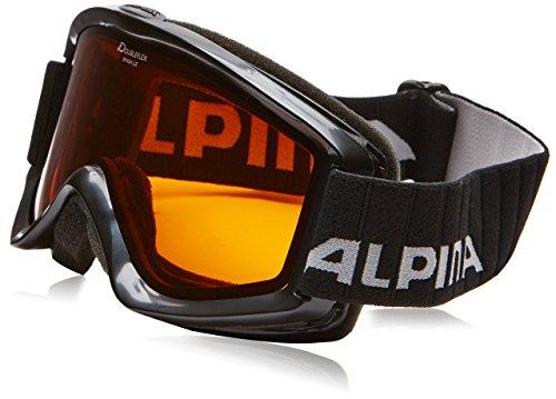 Alpina Unisex - Erwachsene Skibrille Smash 2.0 DH