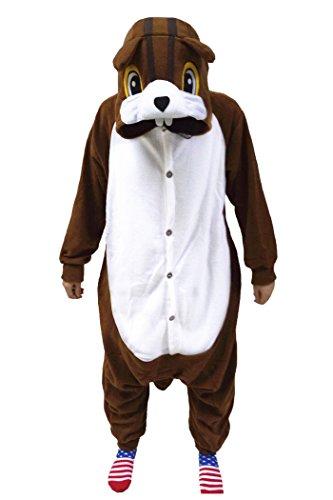 WOTOG (Brown Squirrel Costume)