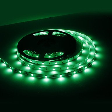 Bright-Ddl10M 60W 300X5050 Smd Green Light Led Strip Lamp (12V)