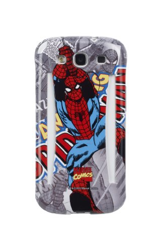 Anymode Marvel Comics Spiderman Pocket Hard Case for Samsung Galaxy S3