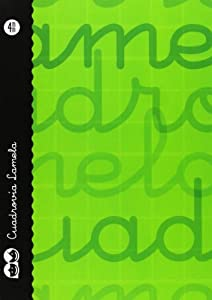 Lamela 99-N - Cuaderno espiral, 4 mm, verde