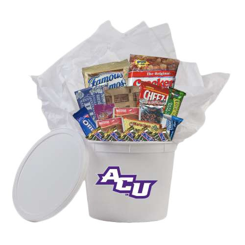 Acu Wildcat College Care Package Survival Kit 'Angled Acu' back-616136