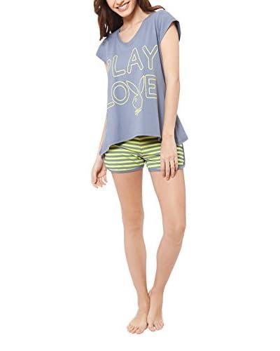 Play Boy Nightwear Pijama Play Love