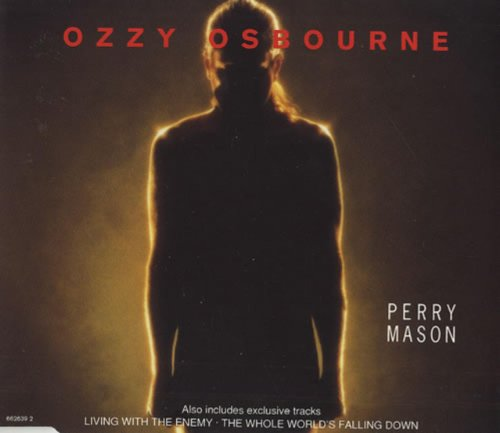 Ozzy Osbourne - Perry Mason (CDS, Epic, 662639 2) - Zortam Music