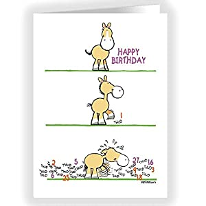 survive funny talk bubbles happy birthday card