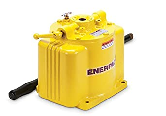 Enerpac P-50 Single Speed Low Pressure Hand pump with 5000 Pounds Per Square Inch