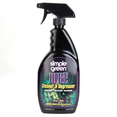 Simple Green Bike Cleaner Degreaser - 24oz Trigger Spray - 13075