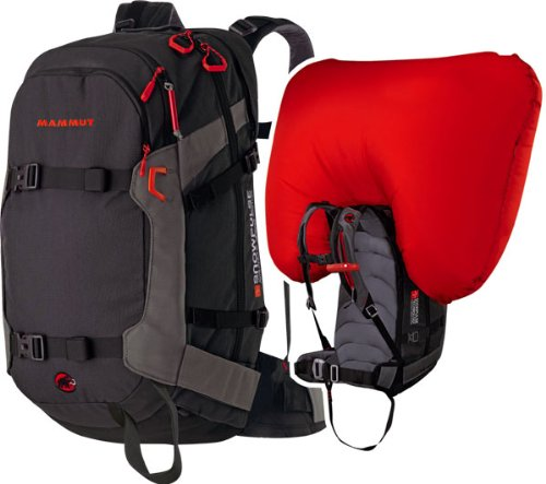 Mammut Ride R.A.S. 22 L black-smoke