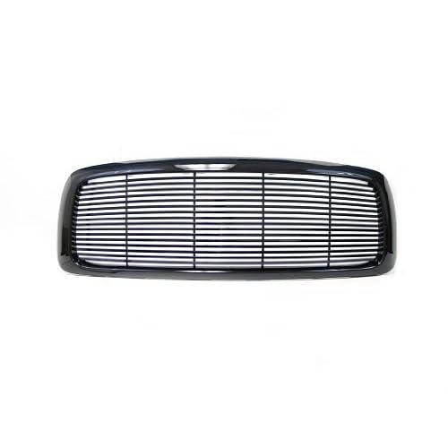 Dodge Ram Real Smoked Headlight Set Black Housing With Free Xenon Bulbs Pair New
