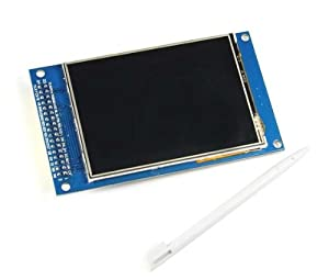 Geeetech 3.2'' TFT LCD module with SD card- arduino compatible