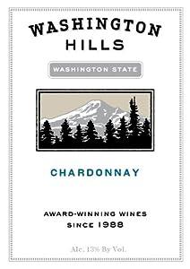 2010 Washington Hills Chardonnay Washington 750 mL