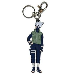 Naruto Kakashi PVC Schlüsselanhänger