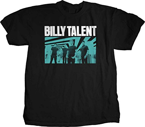 Billy Talent - Top - Uomo Black Large