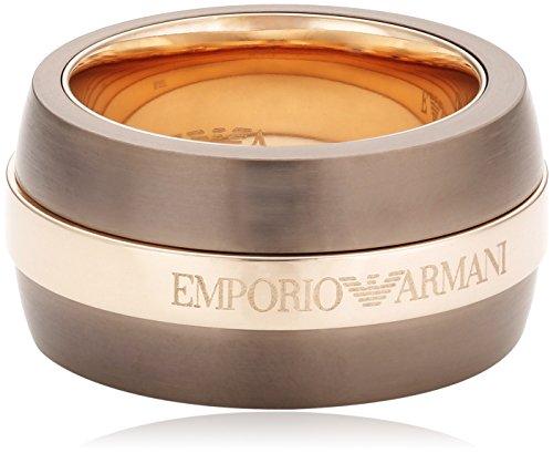 Emporio Armani Damen-Ring Edelstahl Gr.57 (18.1) EGS1585200-8