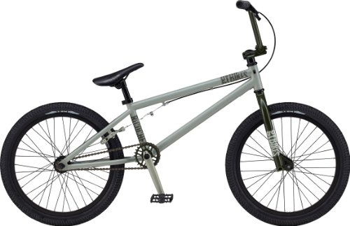 GT Richochet BMX Bike Satin Grey 20In