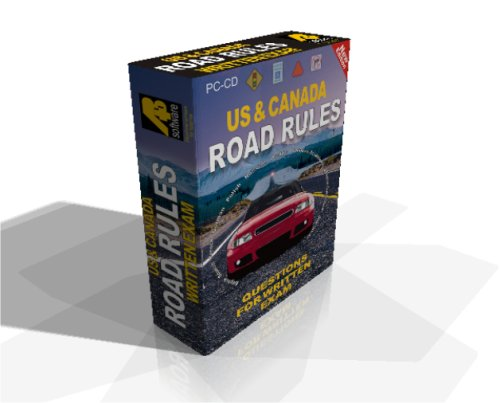 Road Rules - US & Canada Driving Test 2008 by AplusB