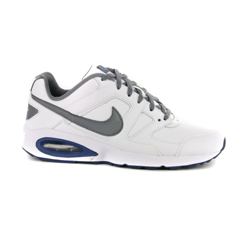 Nike Air Max Chase Weiß Leder Jungen Mädchen Sneaker