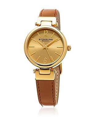 Stuhrling Reloj con movimiento cuarzo japonés Woman 975.03 Classique 956 31 mm