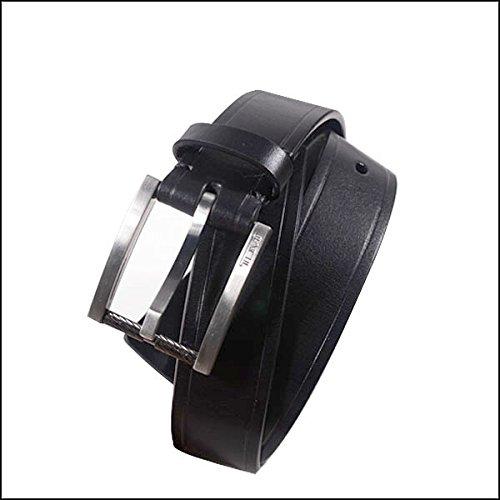 TUMI トゥミ レザー メンズ ビジネスフォーマル ベルト ブラック 09-9149 (34)