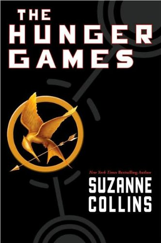 Hunger Games Hard Cover, Suzanne Collins