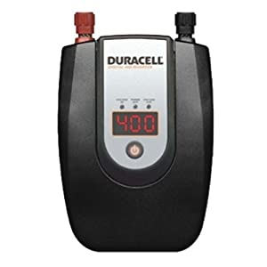 Duracell 813-0400-07 400 Watt DC to AC Digital Power Inverter
