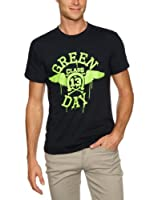 Bravado - Green Day Neon Wings - T-Shirt - Homme