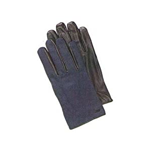 スコッチアンドソーダ SCOTCH&SODA メンズ 手袋 Woolen gloves with leather details 79180 370