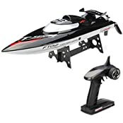 Feilun Ft009 Upgrade Version Ft012 High Speed 45km/H Brushless Rc Racing Boat With Water Cooling System