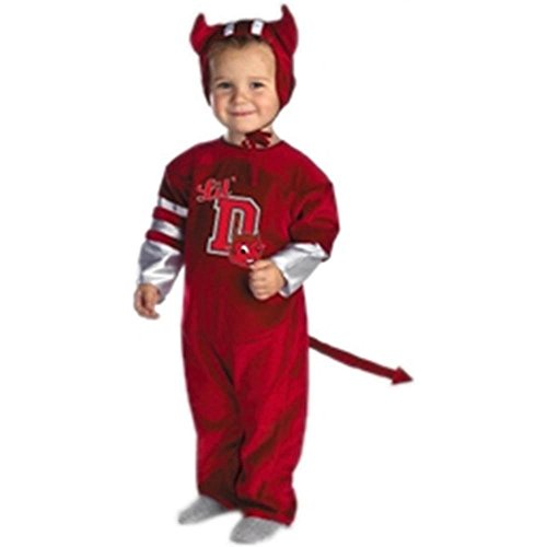 Red Devil Infant Costume
