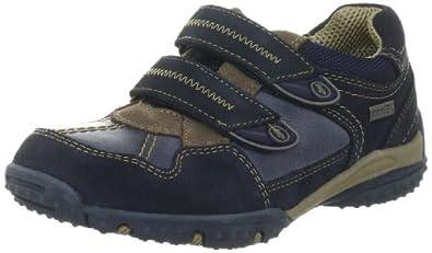 Indigo 341 058, Unisex - Kinder Halbschuhe, Blau (blau kombi vl 892), EU 24