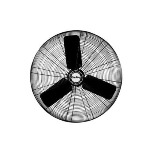 Patton Air Circulator Motor : Air king h industrial fan head speed oscillating