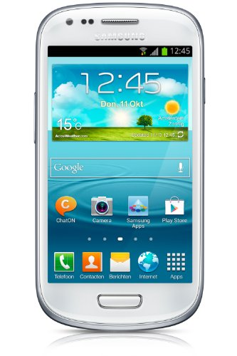 Samsung Galaxy S3 Mini (GT-i8190) Factory Unlocked International Version - WHITE