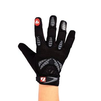 barnett frg 02 gants de de football am ricain de receveur fit fit taille s noir sports. Black Bedroom Furniture Sets. Home Design Ideas