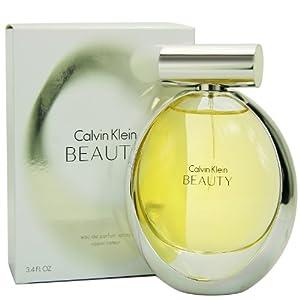 Calvin Klein Beauty by Calvin Klein for Women - 3.4 Ounce EDP Spray