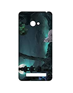 Mobifry Back Case Cover For Htc Windows Phone 8S (Printed Design)