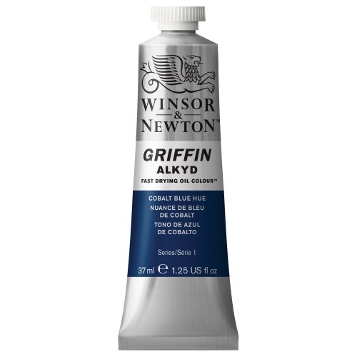 winsor-newton-griffin-37ml-alkyd-fast-drying-oil-colour-tube-cobalt-blue-hue