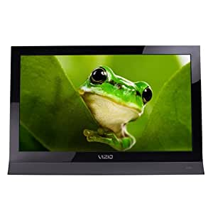 VIZIO E221VA 22-Inch 60Hz LED LCD Class Edge Lit Razor HDTV (Black) (2012 Model)