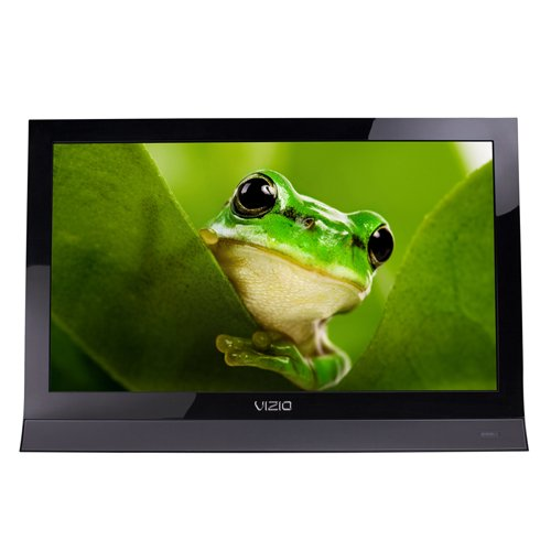 VIZIO E221VA 22-Inch 60Hz LED LCD Class Edge Lit Razor HDTV (Black)