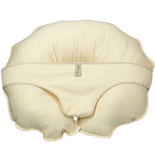 Leachco Organic Smart Cuddle-U Nursing Pillow - 1