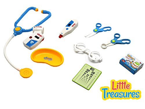 Little-Treasures-Play-Doctor-Medical-Kit-for-Kids-Playset