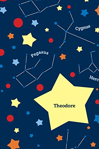 Etchbooks Theodore, Constellation, College Rule