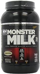 CytoSport Monster Milk, Cookies and Cream,  2.06 Lbs Tub