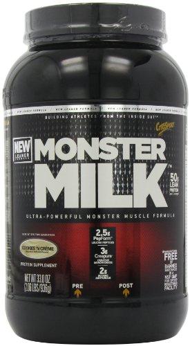 CytoSport Monster Milk 936 g Cookies and Cream Whey Protein Shake Powder